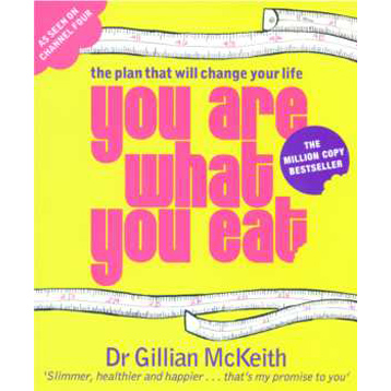 You are what you eat cookbook