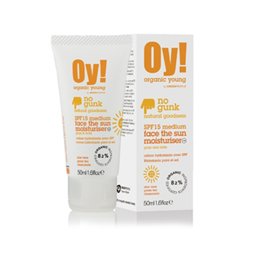 OY! Face the Sun SPF15