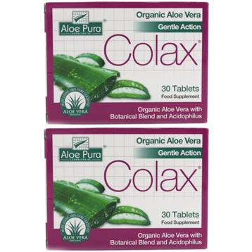 Aloe Vera Gentle Action COLAX  (2 PACK)