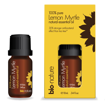 Lemon Myrtle Pure Essential Oil