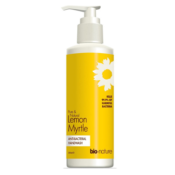 Lemon Myrtle Anti-Bacterial Handwash