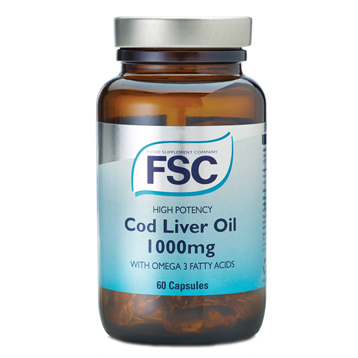 High Potency Cod Liver Oil