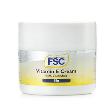 Vitamin E Cream with Calendula