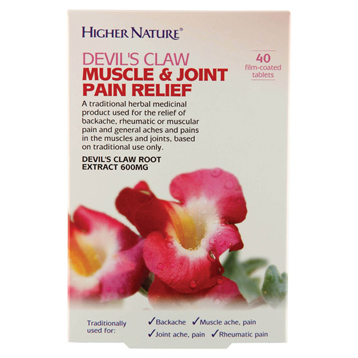 Devil's Claw Muscle & Joint Pain Relief
