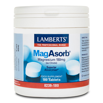 MagAsorb 150mg as Citrate
