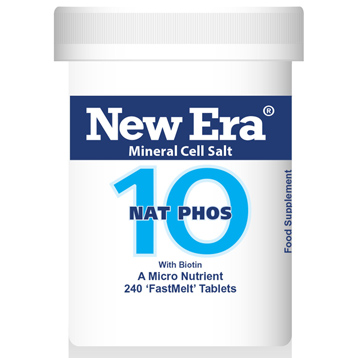 New Era No. 10 Nat. Phos. (Sodium Phosphate)