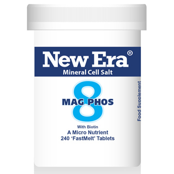 New Era No.8 Mag Phos (Magnesium Phosphate)