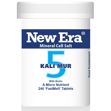 New Era No.5 Kali. Mur. (Potassium Chloride)