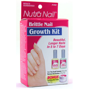 Growth Kit for Brittle Nails