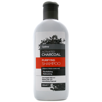 Activated Charcoal Purifying Shampoo