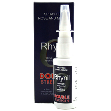 Rhynil Double Strength Spray for Nose & Mouth