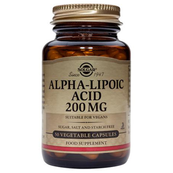 Alpha Lipoic Acid 200mg