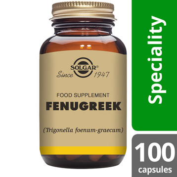 Full Potency Fenugreek 520mg